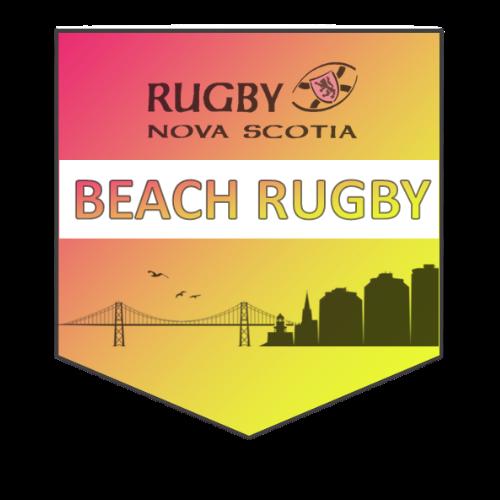 Rugby Nova Scotia Beach Flag Rugby